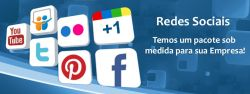 Administração mensal de Mídias sociais