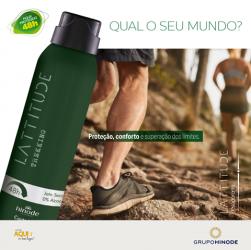 Desodorantes Latitude  Aerosol Antitranspirante – 90G