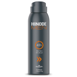 Desodorante Hinode Men Aerosol – 150ml / 90g