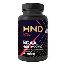 BCAA 4.1.1 120 CÁPSULAS - HND Hinode
