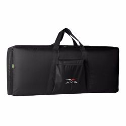 Bag Capa Para Teclado Yamaha Casio 5/8 Luxo Acolchoado Avs
