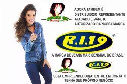 Calça Jeans Ri19  feminina Confort