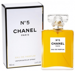 N°5 Chanel Paris 100 ml
