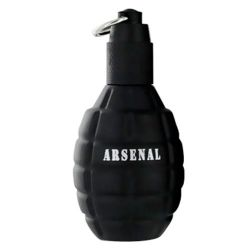 Arsenal Black Masculino 100 ml