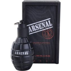 Arsenal Black Masculino 100 ml