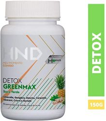 GreenMax Suco Verde HND
