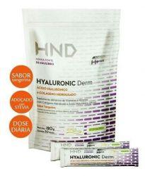 Ácido Hialurônico com Colágeno 30 Sachês de 4G HND
