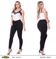Calça Jeans Ri19  feminina Basic