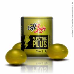 Soft Ball Triball Eletric Plus 12g 3 Und