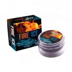 Pomada Fire & Ice Luby 4g - Excitante Unissex Esquenta e Esfria