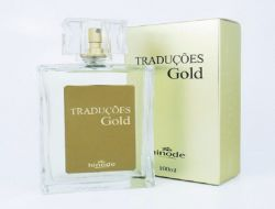 Perfumes Traduções Gold Hinode 100ml